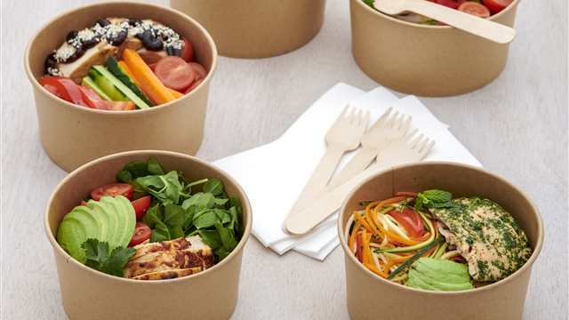 Individually Packaged Meals