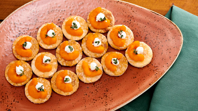 Canape Selections