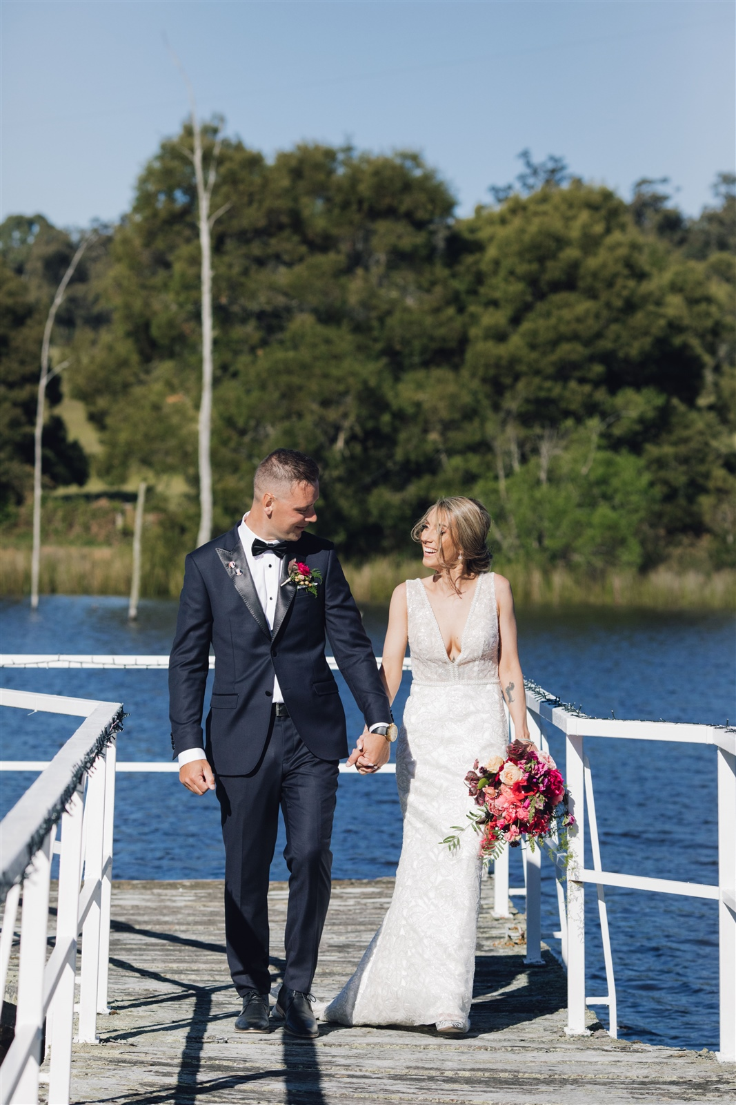 Wedding in Cammeray Waters