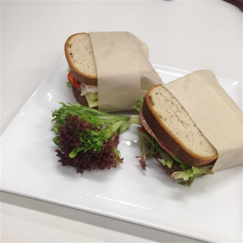 Gluten Free Sandwiches or Wraps