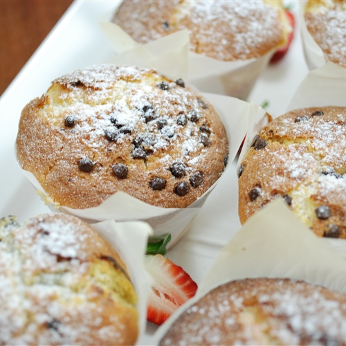 Large Assorted Sweet Muffins