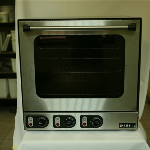 Electric convection oven (10amp)
