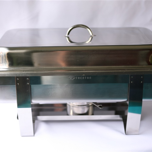 Chafing dish (with burner & serving utensils)