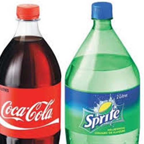 Individual Soft Drinks