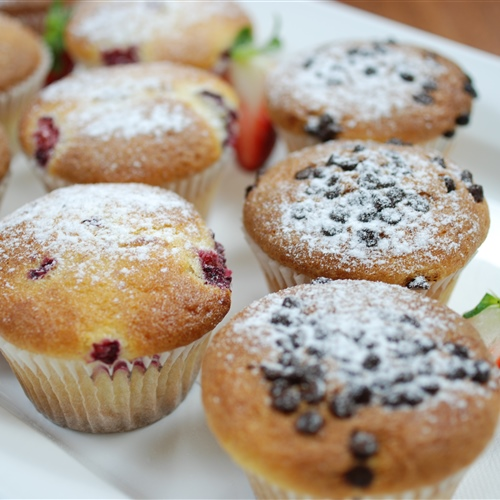 Medium Assorted Sweet Muffins