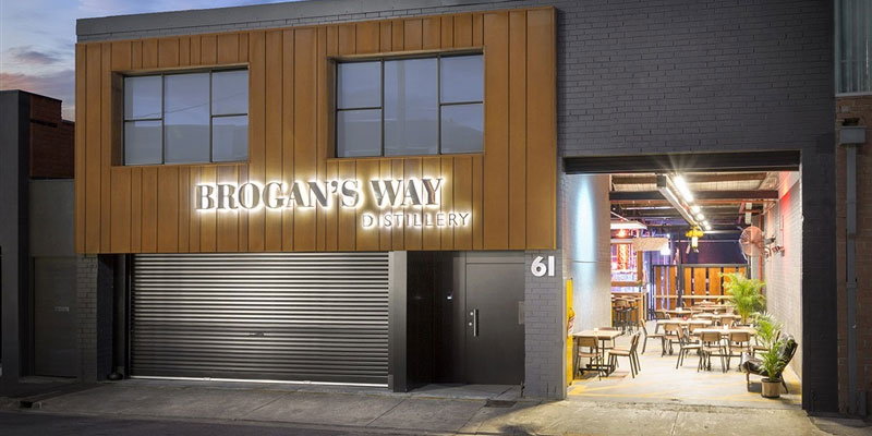 Brogan's Way Distillery